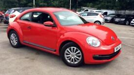2014 Volkswagen Beetle 1.6 TDI BlueMotion Tech 3dr Manual Diesel Hatchback