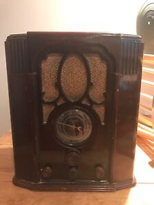 Antique Rogers radio