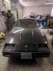 TRoof 85 Nissan 300ZX 2+2 N/A Hatchback