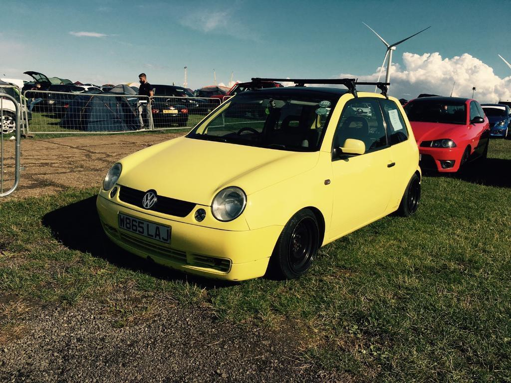 vw lupo 1 0 mpi 55hp individual yellow rare swap in rugby warwickshire gumtree. Black Bedroom Furniture Sets. Home Design Ideas