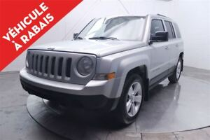 2012 Jeep Patriot NORTH EDITION A/C MAGS