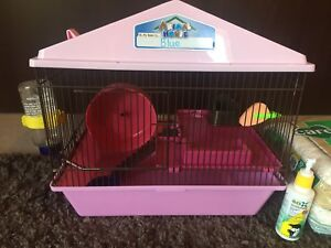 Critter/hamster Cage & Utilities