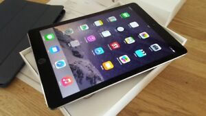 IPad Air 2 with 128GB WIFI and LTE cellular