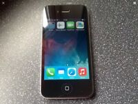 Apple smart black iPhone 4 32gb excellent condition MC319LL/A