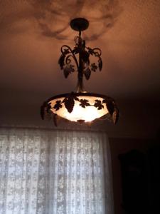 Antique Ceiling Light