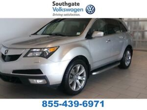 2012 Acura MDX Tech | Leather | NAV | Sunroof | Back Up Camera