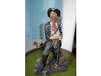 Pirate with Treasure figurine