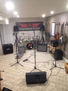 Jam / Rehearsal space for rent