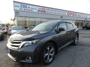2014 TOYOTA VENZA,AWD,LIMITED,NAVI,CAMERA,PANORAMIC,NO ACCIDENTS