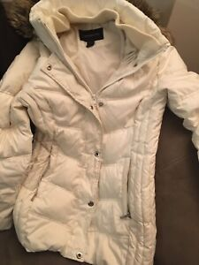 Save $75 on down-filled London fog  Women's small jacket