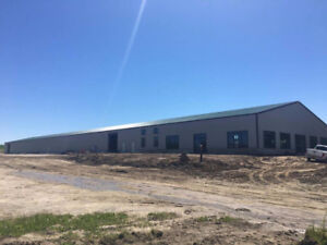 steel building- 80 x 400 x 16- on sale! ( check out our other ad