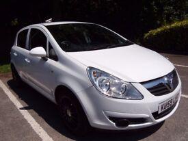 2010 Vauxhall Corsa 1.3 CDTI EcoFlex 5-door. /Swap/