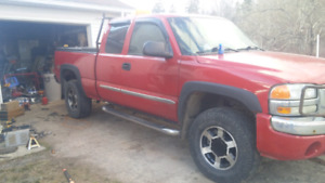 2007 lifted z71