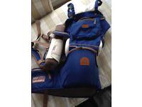 Bebear Hipseat Baby Carrier Backpack