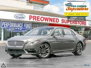 2017 Lincoln Continental Reserve***CAP UNIT with 3.0L AWD***