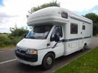 Auto Trail Cheyenne 696SE 2004 6 Berth Rear Garage Motorhome For Sale