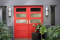 Door installation interior, exterior, fire rated 289-216-1151