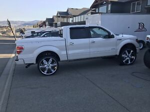 2014 Ford F-150 Limited Edition