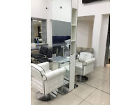 Double tower Hairdressing Unit £950 Each