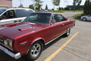 Classic 1967 Plymouth Belvedere GTX - FOR SALE