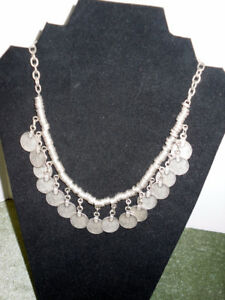 Vinatge Coin looking necklace