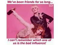Purely friendship