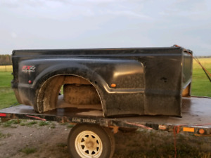 ford dually box