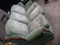 Harvey's 3 seater sofa / settee