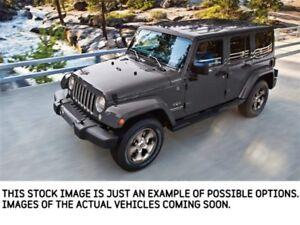 2017 Jeep WRANGLER UNLIMITED New Car Sahara|4x4|Cnnctvy,LED,Dual