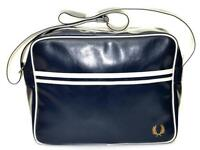 Fred Perry Shoulder Bag Navy