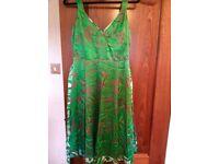 Monsoon Dress - Size 14