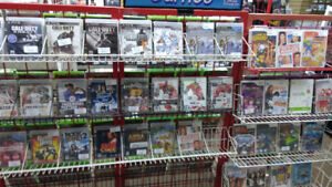 Assorted video games, $8 each or 2/$10 (Cellular Magician)