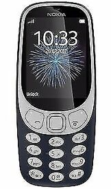 Nokia 3310 (2017) Mobile Phone - Cheapest to be found - Dual Sim - Brand New - £30