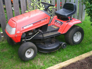 MASTERCRAFT riding mower.