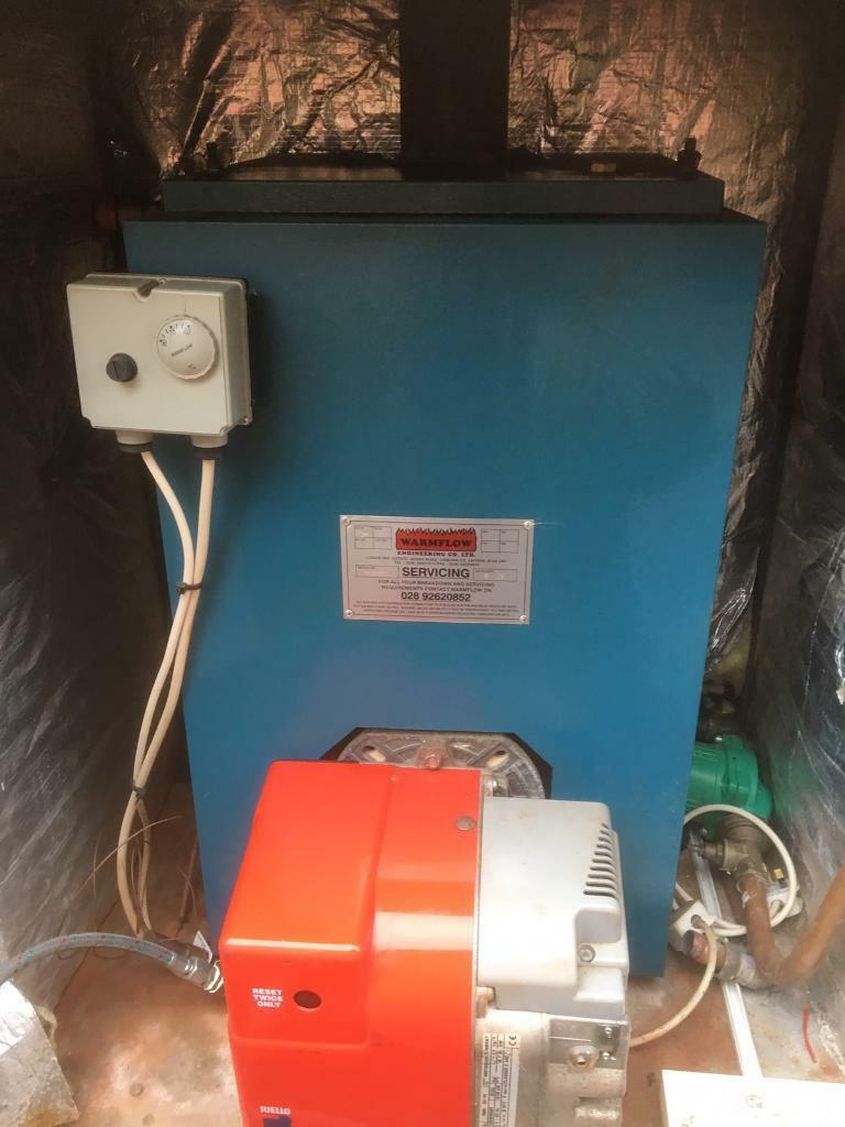 Warmflow cabin pack boiler in excellent order, can also install | in ...