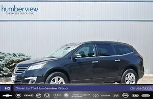2013 Chevrolet Traverse 2LT NAVI|DUAL ROOF|LOW KM|AWD