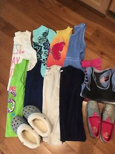 Girls clothes 8-10