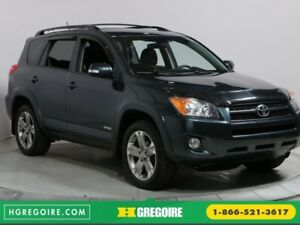 2010 Toyota Rav 4 SPORT 4WD A/C GR ELECTRIQUE MAGS