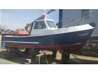 Romany 21 Boat