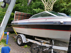 1988 Oliver  Seahawk 19' Bowrider