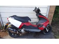 Benelle 50cc scooter. spares or repairs
