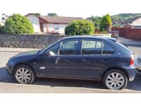 ROVER 25 DARK BLUE
