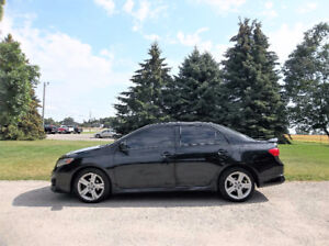2010 Toyota Corolla XRS Sedan- Automatic.  ONE OWNER SINCE NEW!!