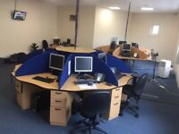 Fully Equipped Call Centre For Rent