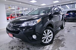 2013 Toyota RAV4 LIMITED,ONE OWNER,CLEAN CARPROOF,NON SMOKER