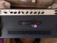 Peavey 6505 60 watt guitar valve amplifier 2x12