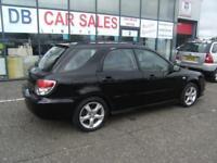 SUBARU IMPREZA 2.0 R SPORT 5d 160 BHP (black) 2006