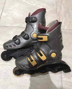 Kids Rollerblades and Protective Gear