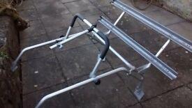 Aluminium bike rack for Citoen Picasso