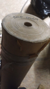 300m roll of brown paper masking